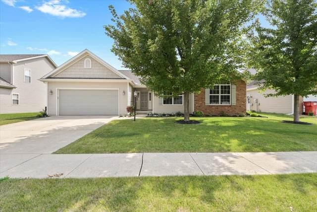 413 Trefoil Street, Savoy, IL 61874 (MLS #11188727) :: John Lyons Real Estate