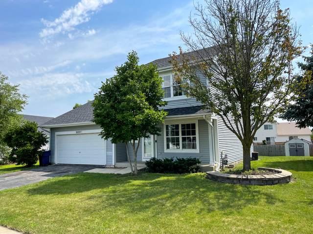 26227 S Plum Tree Lane, Monee, IL 60449 (MLS #11188979) :: Littlefield Group