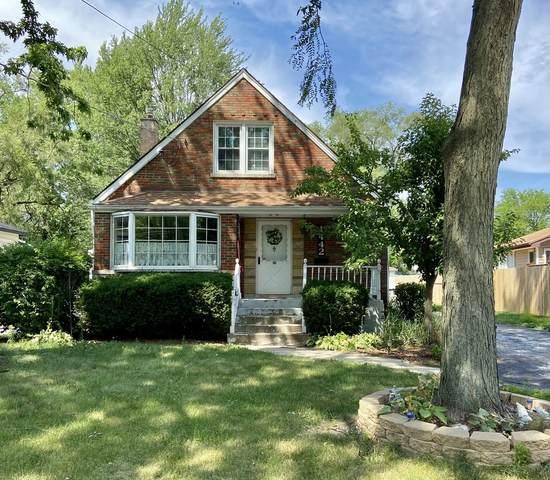 1442 Ridge Road, Homewood, IL 60430 (MLS #11189302) :: The Wexler Group at Keller Williams Preferred Realty