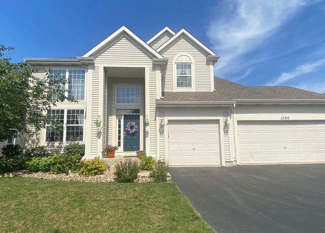 1395 Wentworth Drive, Volo, IL 60020 (MLS #11189391) :: The Wexler Group at Keller Williams Preferred Realty