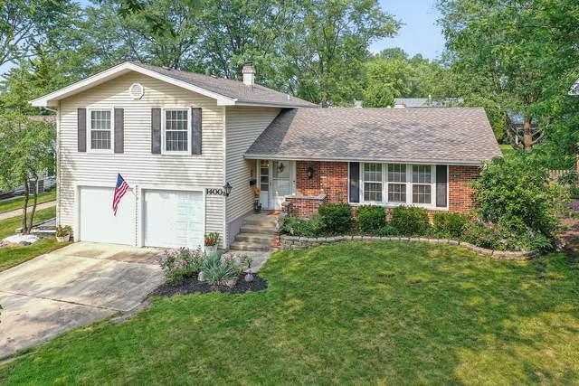 1400 Meyer Road, Hoffman Estates, IL 60194 (MLS #11190209) :: Suburban Life Realty