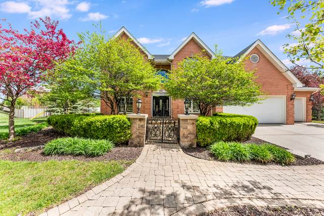 12915 Blue Grass Drive, Lemont, IL 60439 (MLS #11190514) :: John Lyons Real Estate