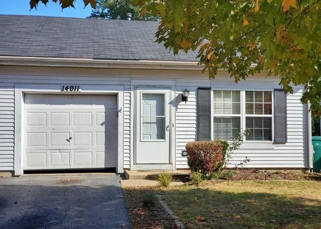 14011 S Oakdale Circle, Plainfield, IL 60544 (MLS #11190582) :: Lewke Partners - Keller Williams Success Realty