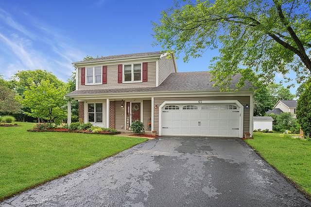 65 Amherst Court, Fox River Grove, IL 60021 (MLS #11190767) :: John Lyons Real Estate