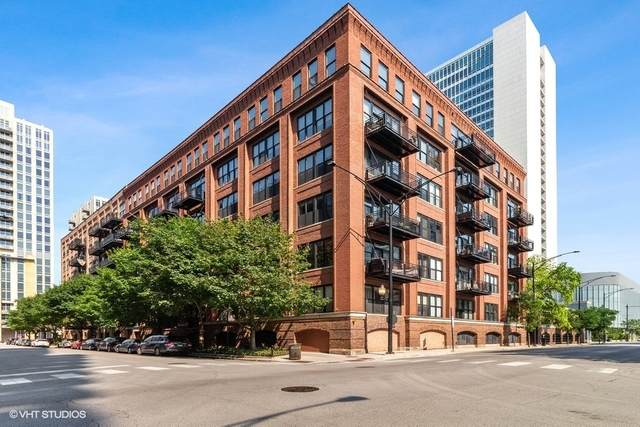 520 W Huron Street #307, Chicago, IL 60654 (MLS #11190911) :: The Wexler Group at Keller Williams Preferred Realty