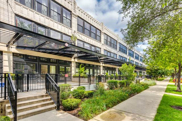 1110 W 15TH Street #114, Chicago, IL 60608 (MLS #11191464) :: The Wexler Group at Keller Williams Preferred Realty