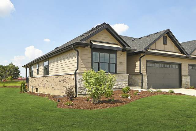 1309 Lacoma Court 17A, Lockport, IL 60441 (MLS #11191509) :: John Lyons Real Estate