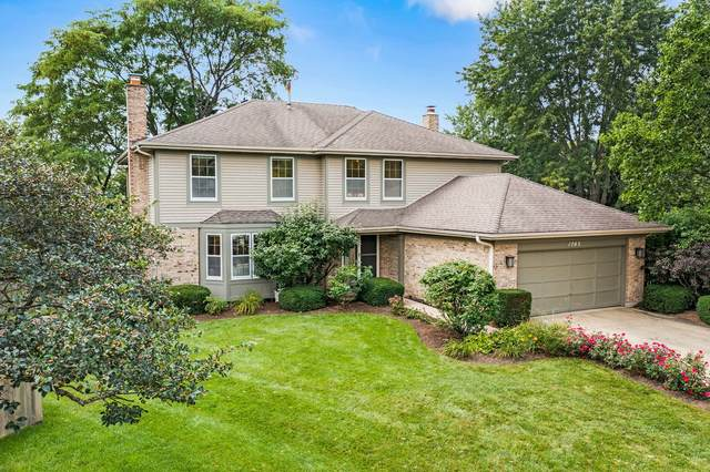 1703 W Arbor Court, Palatine, IL 60067 (MLS #11191565) :: The Wexler Group at Keller Williams Preferred Realty