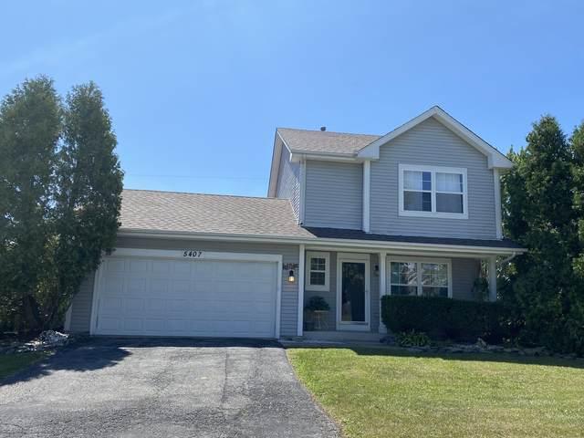 5407 W Orchard Trail, Monee, IL 60449 (MLS #11191622) :: RE/MAX IMPACT