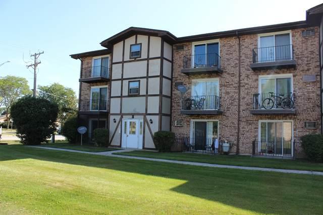 3821 W 123rd Street #101, Alsip, IL 60803 (MLS #11191744) :: John Lyons Real Estate