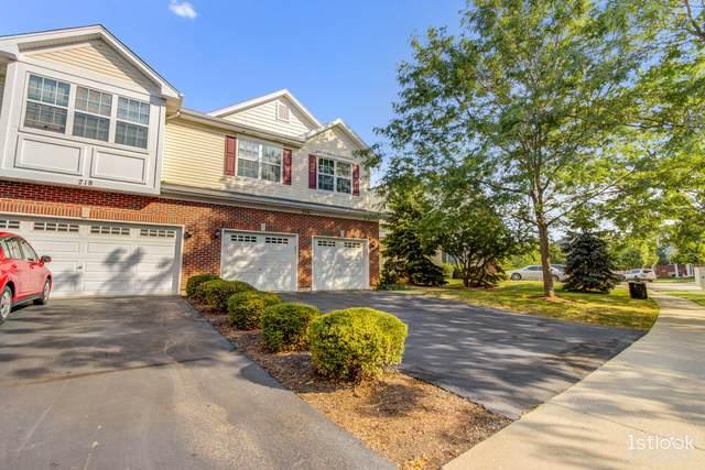 216 S Oak Creek Lane -, Romeoville, IL 60446 (MLS #11191898) :: Carolyn and Hillary Homes