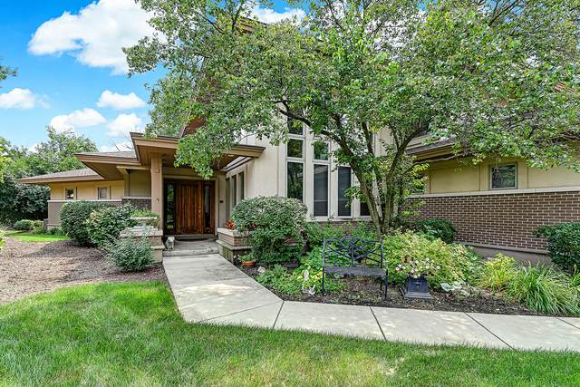 1401 Hawthorne Lane, Hinsdale, IL 60521 (MLS #11191928) :: The Wexler Group at Keller Williams Preferred Realty