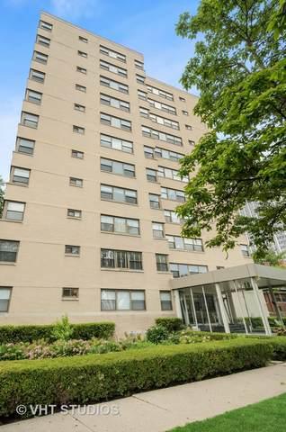 4200 N Marine Drive #904, Chicago, IL 60613 (MLS #11191958) :: John Lyons Real Estate