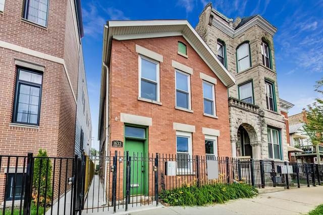 1633 W Superior Street, Chicago, IL 60622 (MLS #11192136) :: The Wexler Group at Keller Williams Preferred Realty