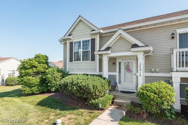 1731 Fieldstone Drive N, Shorewood, IL 60404 (MLS #11192404) :: John Lyons Real Estate