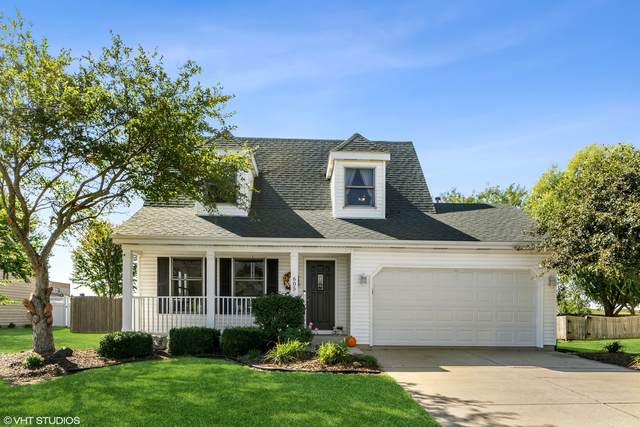 605 Beattie Street, Elwood, IL 60421 (MLS #11192711) :: Rossi and Taylor Realty Group