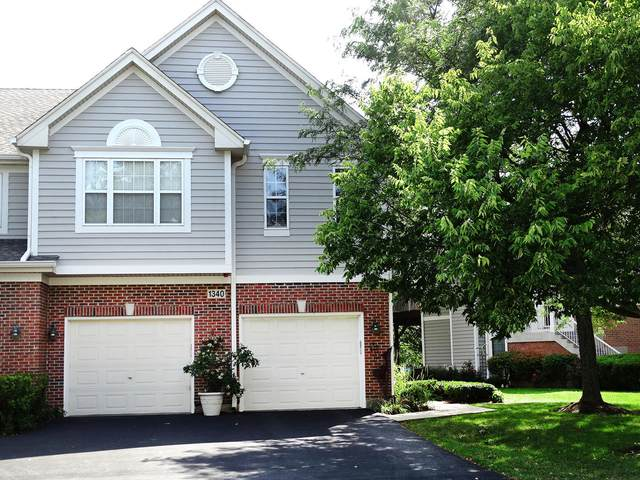 1340 Danada Court -, Naperville, IL 60563 (MLS #11192844) :: John Lyons Real Estate