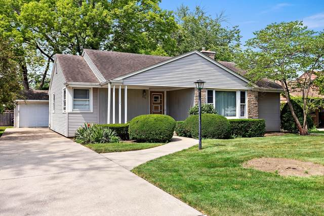 206 Montgomery Lane, Glenview, IL 60025 (MLS #11193280) :: The Wexler Group at Keller Williams Preferred Realty