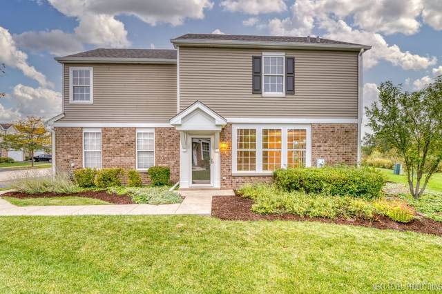 537 Springbrook Trail N, Oswego, IL 60543 (MLS #11193664) :: John Lyons Real Estate