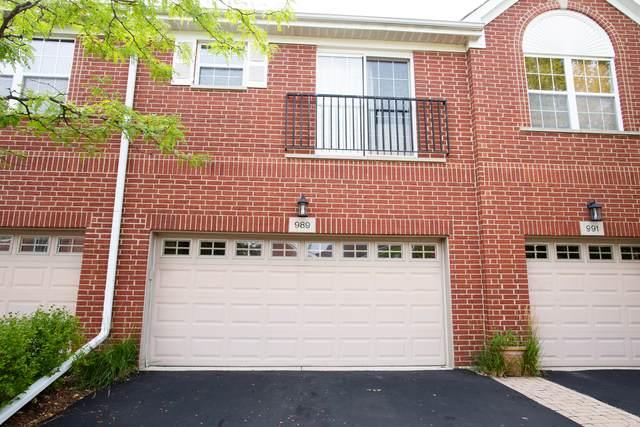989 Enfield Drive 11B2, Northbrook, IL 60062 (MLS #11194047) :: Littlefield Group