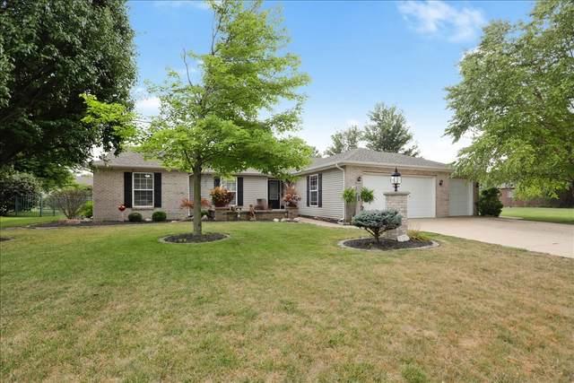 911 Lakeshore Drive, Tuscola, IL 61953 (MLS #11194103) :: Littlefield Group