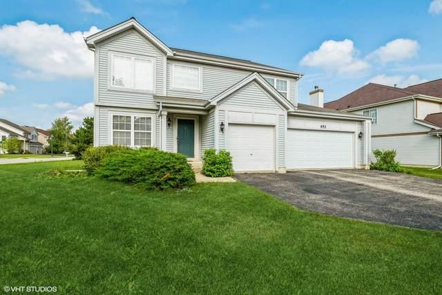 951 S Daybreak Lane, Round Lake, IL 60073 (MLS #11194656) :: The Wexler Group at Keller Williams Preferred Realty