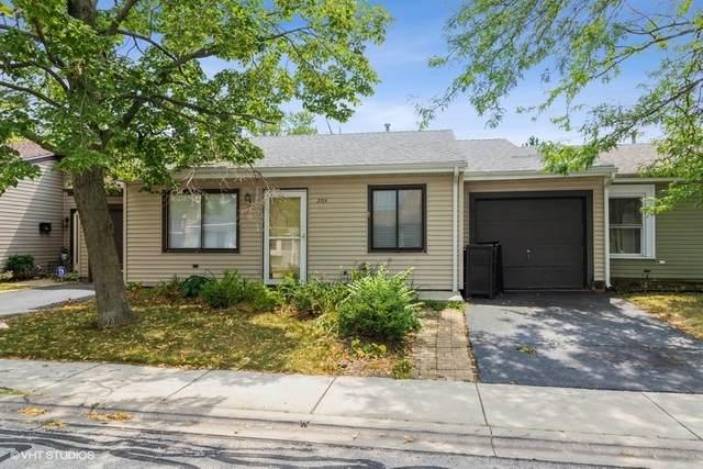 204 W Birchwood Drive #204, Romeoville, IL 60446 (MLS #11194865) :: Littlefield Group