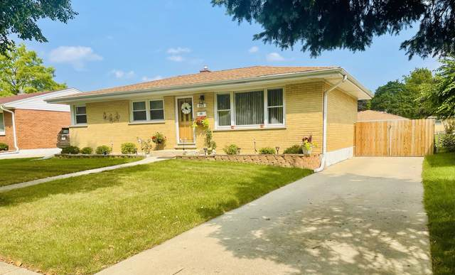 913 N Lincoln Street, Addison, IL 60101 (MLS #11194873) :: Littlefield Group