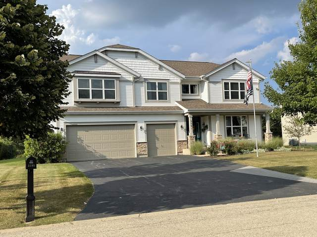 3591 Ayres Drive, Aurora, IL 60506 (MLS #11195230) :: The Wexler Group at Keller Williams Preferred Realty