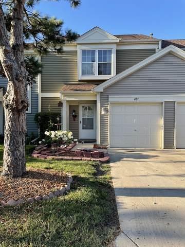 691 Fairhaven Drive, Hanover Park, IL 60133 (MLS #11195274) :: Littlefield Group