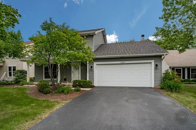 2268 Briarhill Drive, Naperville, IL 60565 (MLS #11195384) :: Littlefield Group