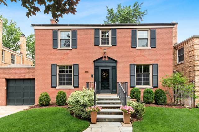6665 N Sioux Avenue, Chicago, IL 60646 (MLS #11195555) :: John Lyons Real Estate