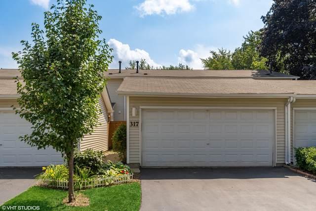 317 Dogwood Terrace, Buffalo Grove, IL 60089 (MLS #11195645) :: Littlefield Group