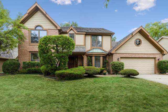 957 Windhaven Road, Libertyville, IL 60048 (MLS #11195719) :: Rossi and Taylor Realty Group