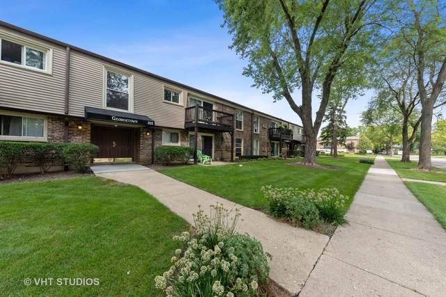 322 N Carter Street #203, Palatine, IL 60067 (MLS #11195759) :: Suburban Life Realty