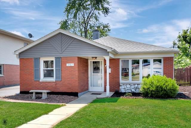 3167 W Palisades Drive, Merrionette Park, IL 60803 (MLS #11195811) :: Littlefield Group