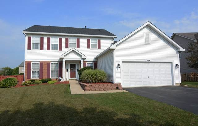 169 Hillside Drive, Bolingbrook, IL 60440 (MLS #11195878) :: O'Neil Property Group