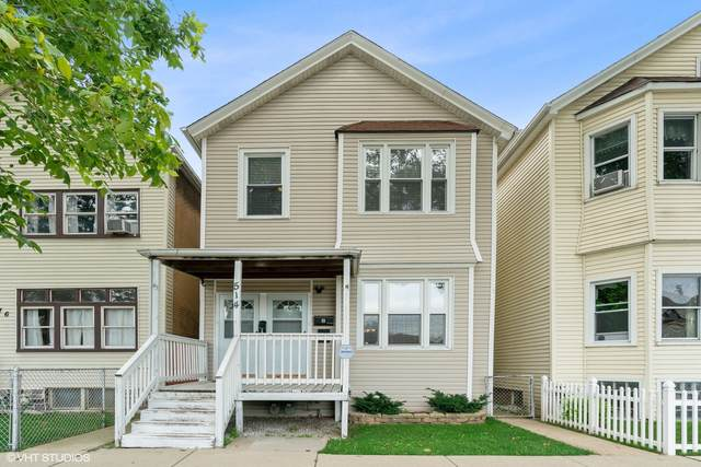 514 W 44th Place, Chicago, IL 60609 (MLS #11195963) :: John Lyons Real Estate