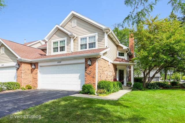 1550 Stevens Drive, Schaumburg, IL 60173 (MLS #11196157) :: Littlefield Group
