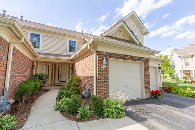 237 Steeplechase Court, Schaumburg, IL 60193 (MLS #11196234) :: The Wexler Group at Keller Williams Preferred Realty
