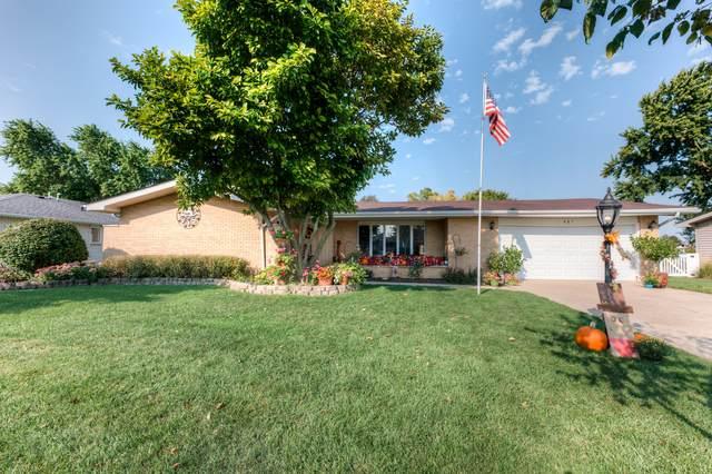 487 N Poplar Street, Manteno, IL 60950 (MLS #11196376) :: Ryan Dallas Real Estate