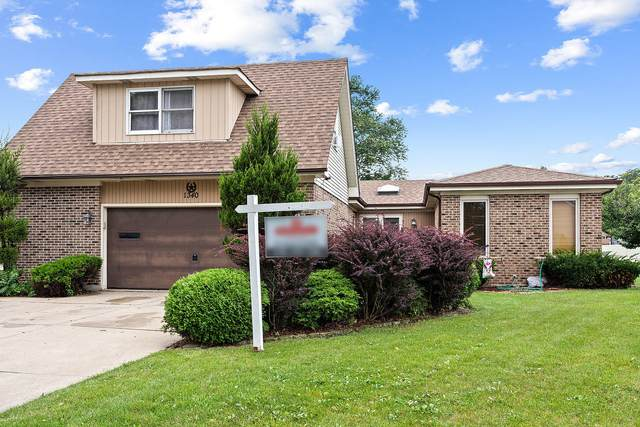 1340 W Horseshoe Court, Addison, IL 60101 (MLS #11196381) :: The Wexler Group at Keller Williams Preferred Realty