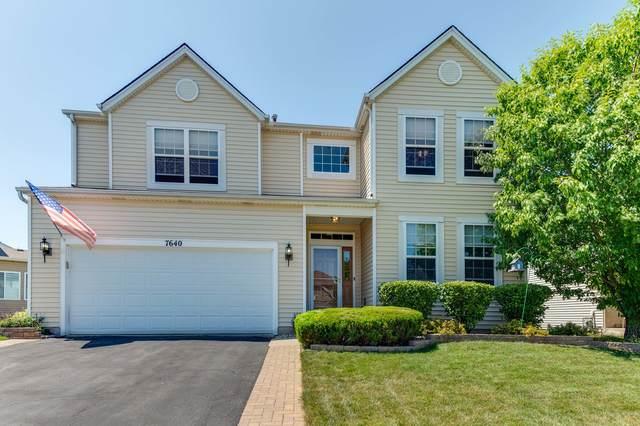 7640 Scarlett Oak Drive, Plainfield, IL 60586 (MLS #11196390) :: Suburban Life Realty