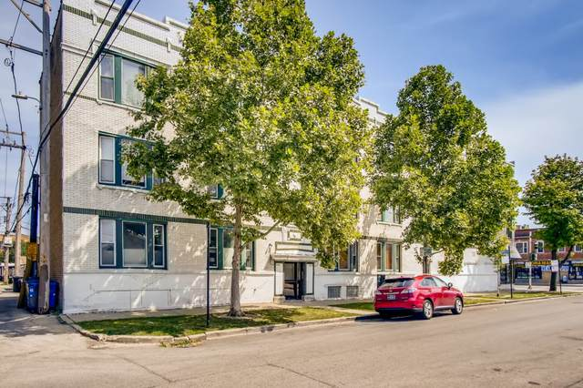 2403 N Hamlin Avenue #1, Chicago, IL 60647 (MLS #11196478) :: The Wexler Group at Keller Williams Preferred Realty