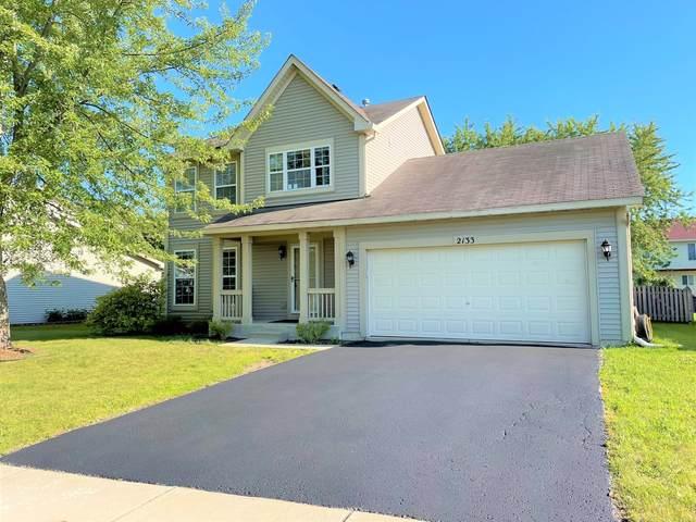 2133 Kathleen Circle, Montgomery, IL 60538 (MLS #11196718) :: John Lyons Real Estate
