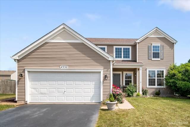 4532 Gardiner Avenue, Yorkville, IL 60560 (MLS #11198209) :: John Lyons Real Estate