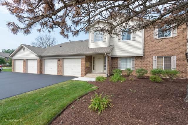 1524 Commodore Lane #4, Schaumburg, IL 60193 (MLS #11198412) :: John Lyons Real Estate