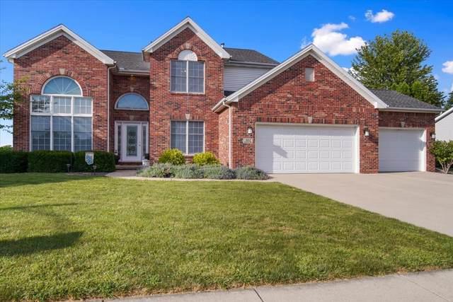 302 Whispering Pines Cc Lane, Normal, IL 61761 (MLS #11198742) :: John Lyons Real Estate