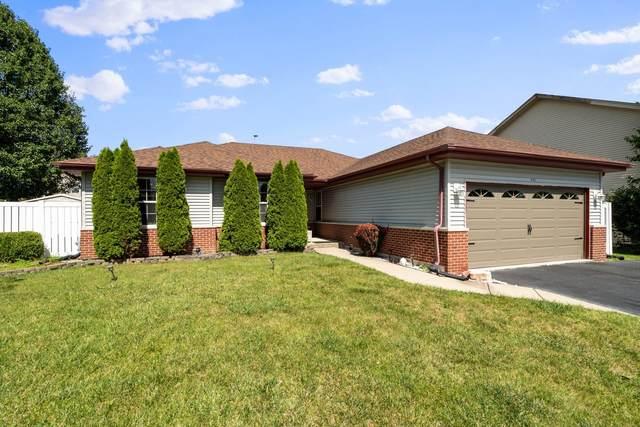 4707 Bluejay Lane, Plainfield, IL 60586 (MLS #11198857) :: Littlefield Group