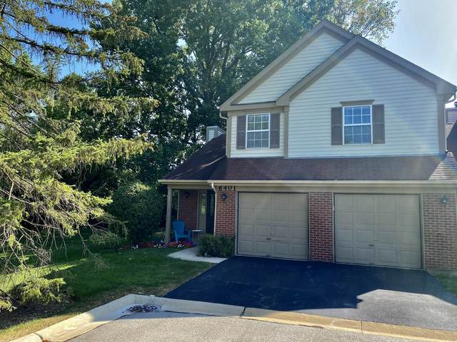 6401 Otto Place #6401, Downers Grove, IL 60516 (MLS #11198901) :: John Lyons Real Estate